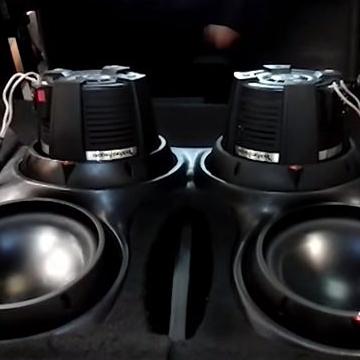 Subwoofer & Amplifier Installation