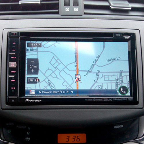 In-Dash DVD Player Installation